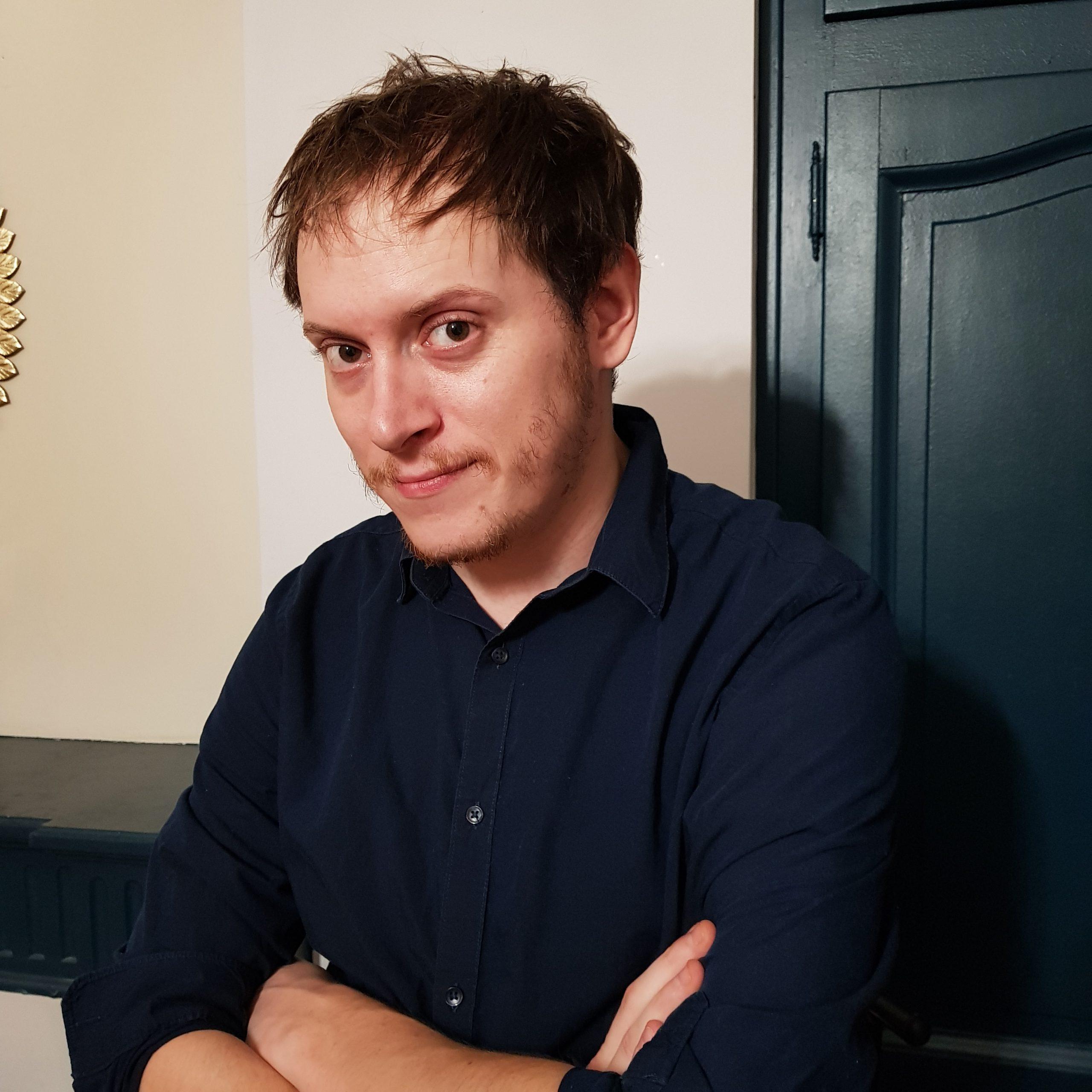Axel Delestre, Développeur web et accompagnement de la numérisation